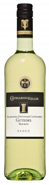 Ballrechten-Dottinger Castellberg Gutedel Qualitätswein trocken