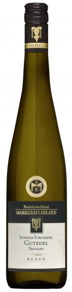 Isteiner Kirchberg Gutedel Qualitätswein trocken Exclusiv