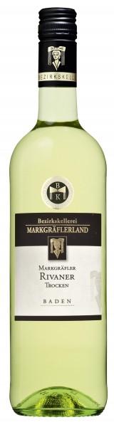 Markgräfler Rivaner Qualitätswein trocken