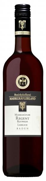 Markgräfler Regent Qualitätswein lieblich