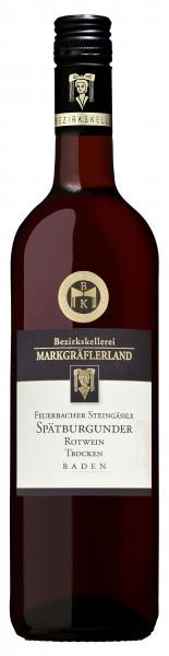Feuerbacher Steingäßle Spätburgunder Qualitätswein trocken