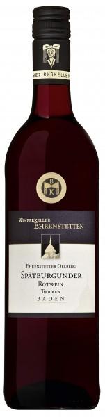 Ehrenstetter Oelberg Spätburg Qualitätswein trocken