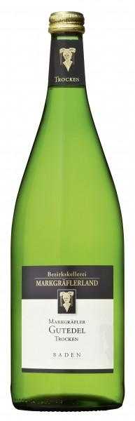 Markgräfler Gutedel Qualitätswein trocken