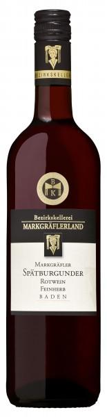 Markgräfler Spätburgunder Qualitätswein feinherb