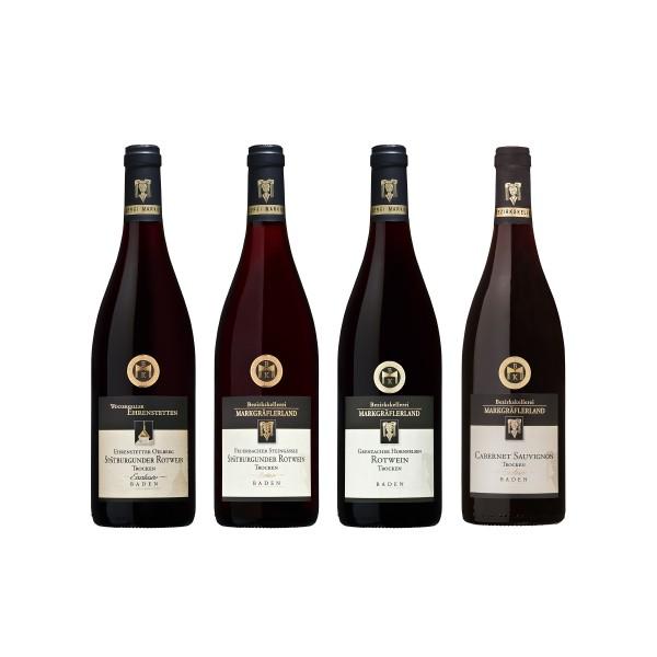 Rotwein-Exclusiv-Paket