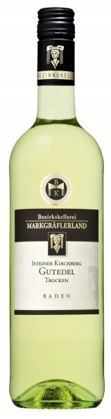 Isteiner Kirchberg Gutedel Qualitätswein trocken