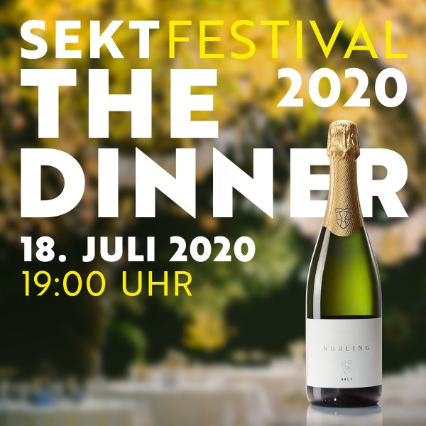 Sektfestival - The Dinner 18.07.2020