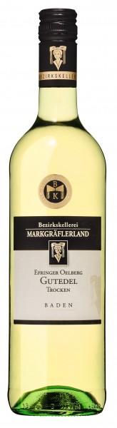 Efringer Oelberg Gutedel Qualitätswein trocken