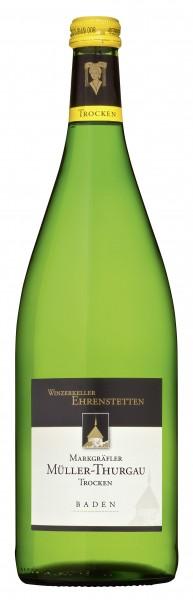 Markgräfler Müller-Thurgau Qualitätswein trocken