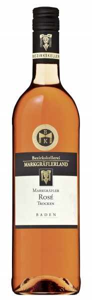 Markgräfler Rosé Qualitätswein trocken
