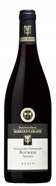 Grenzacher Hornfelsen Rotwein Qualitätswein trocken Exclusiv
