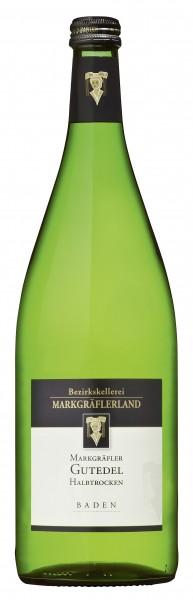 Markgräfler Gutedel Qualitätswein feinherb